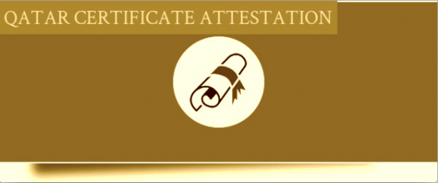 process-for-qatar-certificate-attestation-from-india