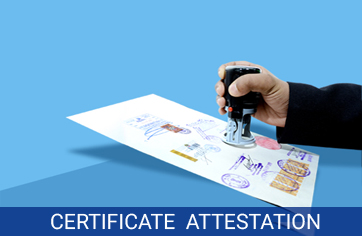 certificate attestation agency for malaysia in india